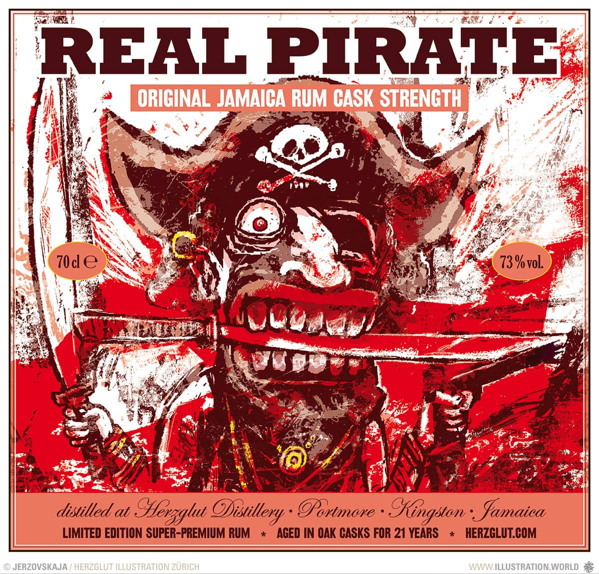 Real Pirate Rum