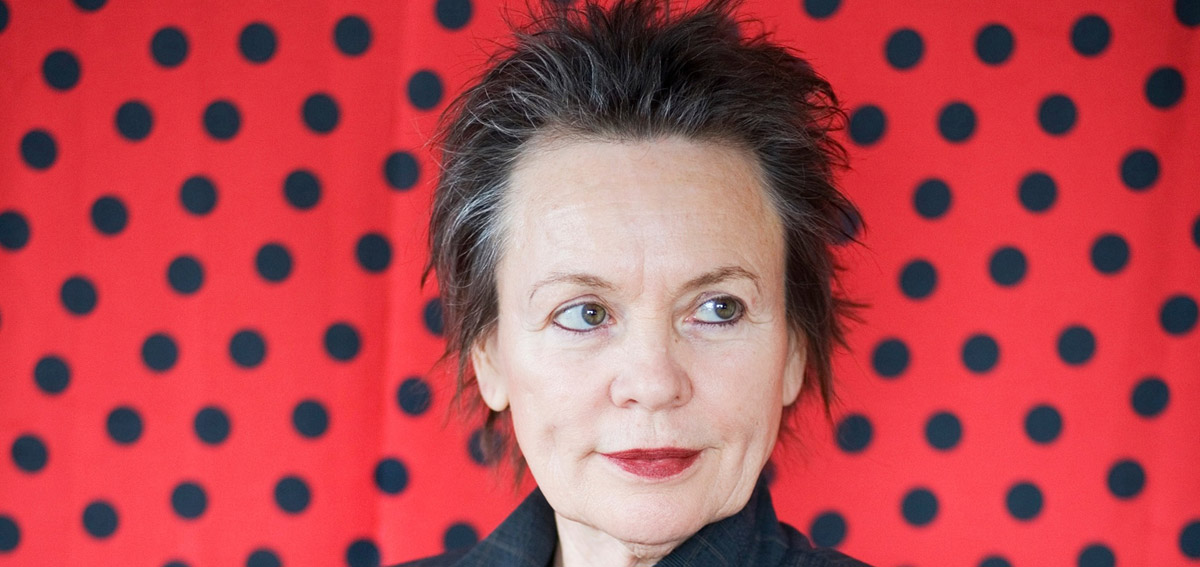 Laurie Anderson: 'Capitalism is a disaster for human relations'